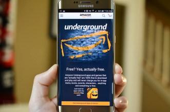 متجر Amazon Underground لتحميل آلاف التطبيقات المدفوعة مجّانًا