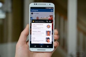 """محرك البحث Bing من مايكروسوفت يجلب ميزة """"Snapshots on Tap"""""""