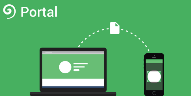 Portal من Pushbullet لإرسال الملفات بين PC والهاتف متاح الآن على آيفون