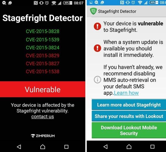 الثغرة الأمنية الأخطر Stagefright ماهي؟ وهل أنا متضرر وماذا أفعل حيال ذلك؟