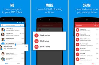 تطبيق إدارة رسائل SMS والكشف عن صاحبها Truemessenger أصب متاحًا للجميع