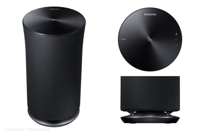 Wireless-Audio-360-Speakers