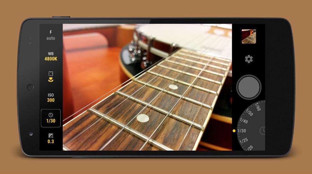 Manual Camera يدعم الآن خاصية RAW على Galaxy S6 وأكثر