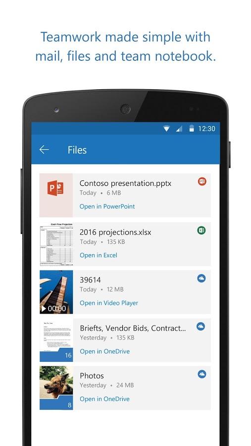 تطبيق Outlook Groups من مايكروسوفت للعمل بشكل أفضل مع الفريق