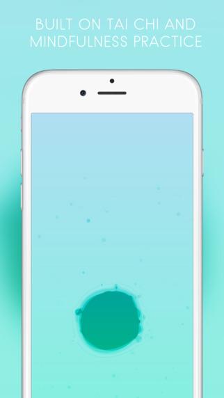 PAUSE على iOS تطبيق تفاعلي لإستعادة التركيز والتخلص من التوتر