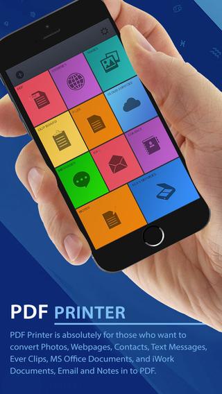 تطبيق PDF.Lab محرر ومُحوّل ملفات PDF على آيفون