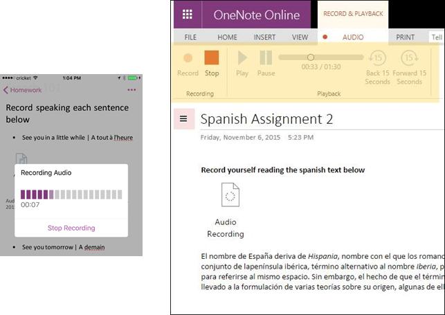 OneNote يحصل على تحديث كبير يدعم أندرويد و iOS وسطح المكتب