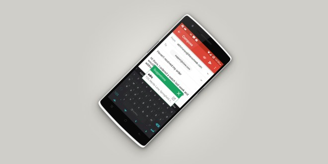 تطبيق Texpand لإنشاء إختصارات تُعبّر عن جمل في أندرويد