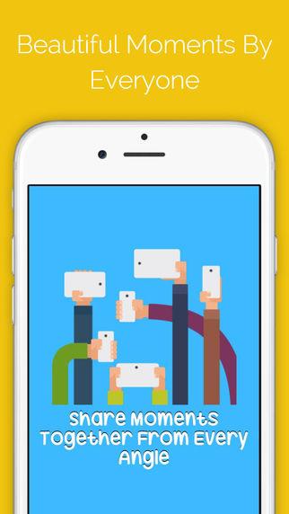 تطبيق Yuppi شبكة إجتماعية لمشاركة أهم اللحظات بالصور والفيديو
