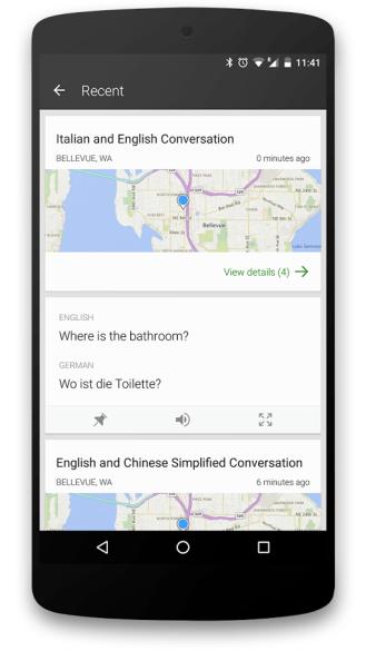 تحديث تطبيق الترجمة من مايكروسوفت على أندرويد يجلب العديد من المميزات الرائعة