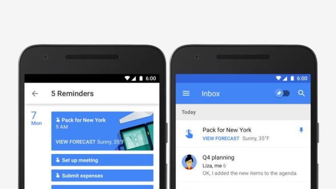 تطبيق تقويم قوقل Google Calendar يحصل على ميزة رسائل التذكير