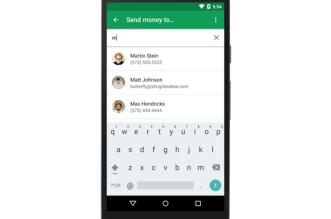 تطبيق Google Wallet الآن يدعم إرسال الأموال لجهات الإتصال برسالة SMS