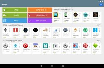 تطبيق Wear Store لعرض جميع التطبيقات التي تتوافق مع أندرويد وير