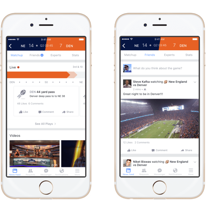 facebook-sports-matchup-and-friends