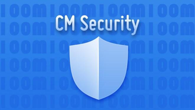 تطبيق الحماية CM Security على أندرويد يجلب 3 أدوات جديدة