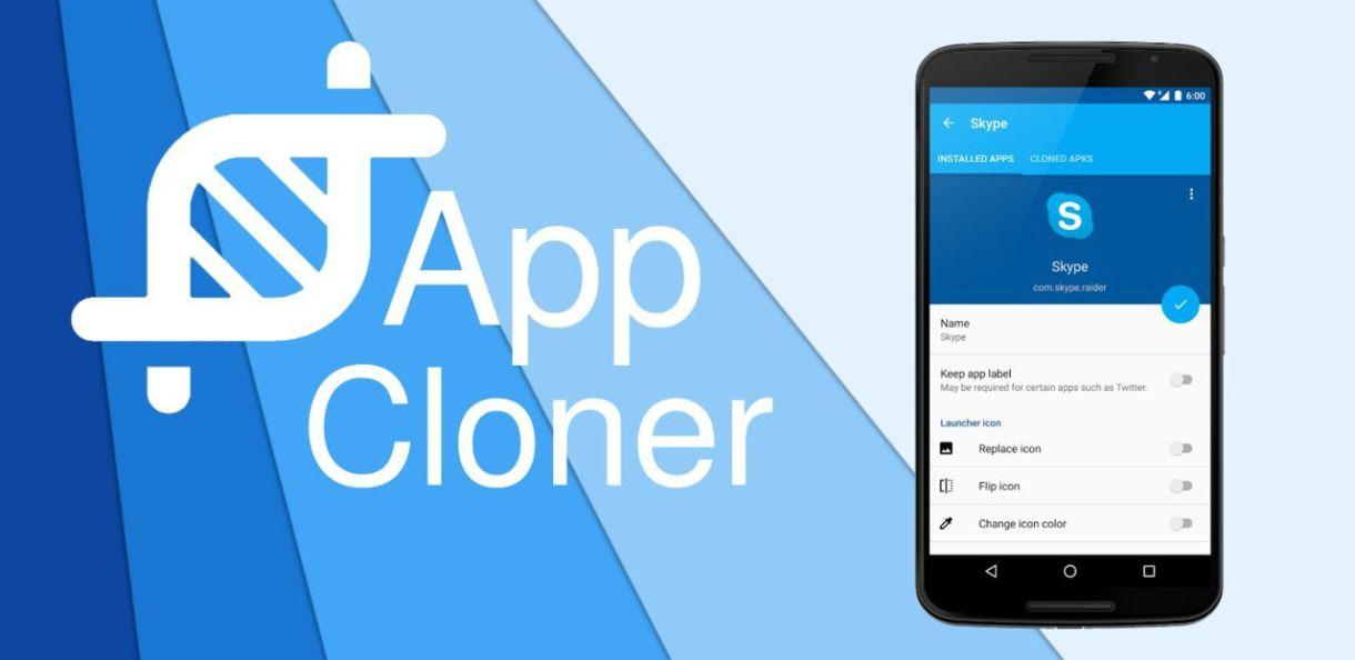 App Cloner في أندرويد لإستنساخ وتثبيت نسخ متعددة من تطبيق مُثبت لديك