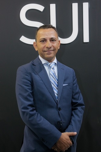 Wael Mustafa, Channel Director, Commvault