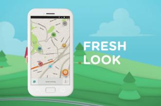 التحديث المنتظر لتطبيق الملاحة Waze 4.0 الآن رسميًا على متجر بلاي