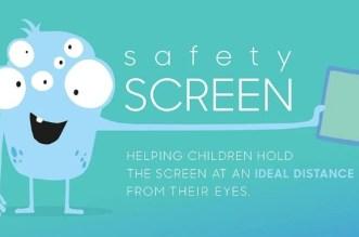 Safety Screen من سامسونج لتحديد مسافة مثالية بين شاشة الاندرويد وعين طفلك