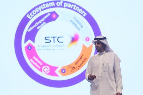 """د. بن سعيد متحدثاً في مؤتمر """"سيسكو كونكت 2016"""""""
