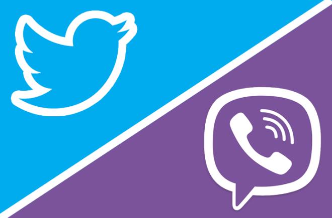 تطبيقي فايبر وتويتر يصلان لـ 500 مليون تحميل من على متجر بلاي