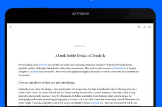تطبيق Basket لحفظ المحتوى وقرائته في وضع الأوفلاين لاحقًا