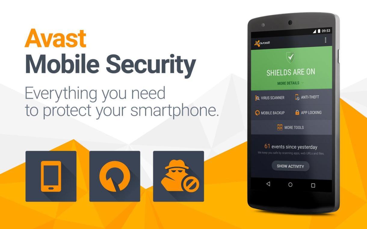 أفاست تُحدّث تطبيقها Mobile Security بدعمه لبصمة الأصبع وأكثر