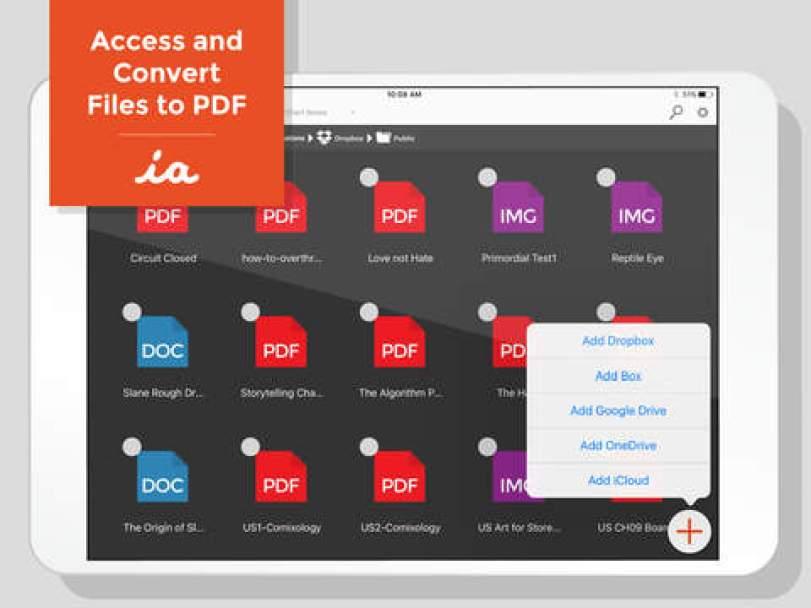 iAnnotate عملاق تحرير ملفات PDF بنسخته الرابعة يدعم آيفون وآيباد برو
