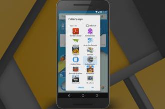 تحديث تطبيق اللانشر ADWLauncher يجلب معه إعادة تصميم من الألف إلى الياء