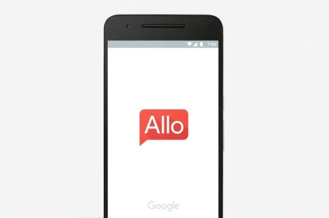 تحديث تطبيق Allo يدعم مشاركة صور GIF من كاميرا السيلفي