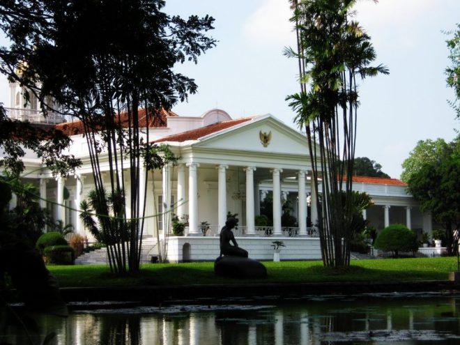 القصر الرئاسي الإندونيسي
