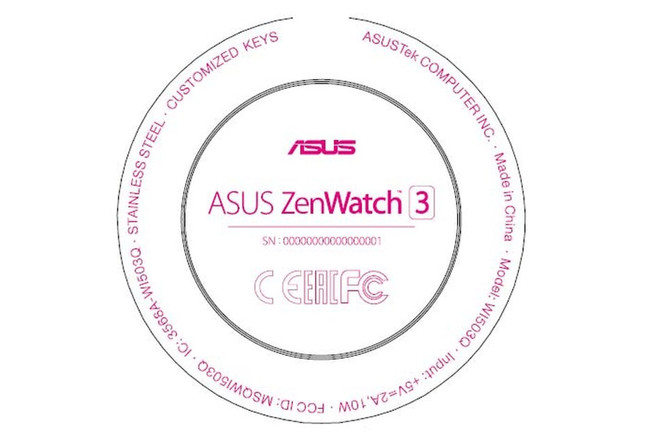 Asus-ZenWatch3-FCC