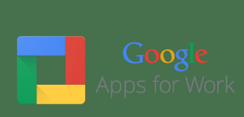 تطبيقات قوقل للأعمال