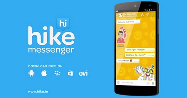 hike-messenger