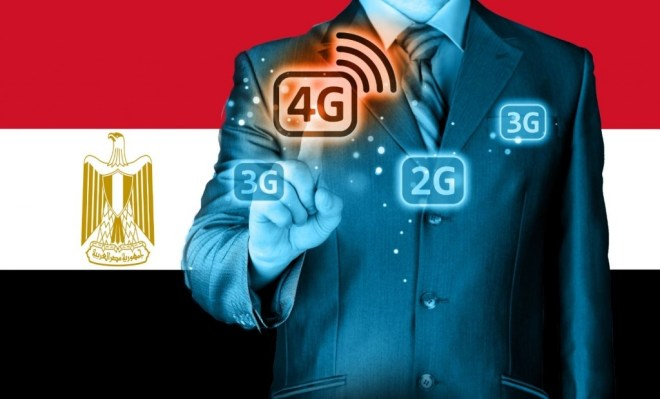 الجيل الرابع مصر فوادفون اتصالات اورانج