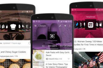News Tab تطبيق إخباري جديد يدعم أفضل مصادر RSS من 130 بلد