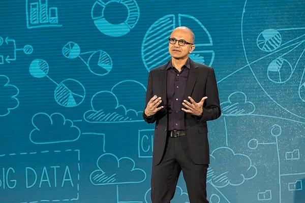 ساتيا ناديلا، الرئيس التنفيذي لشركة مايكروسوفت