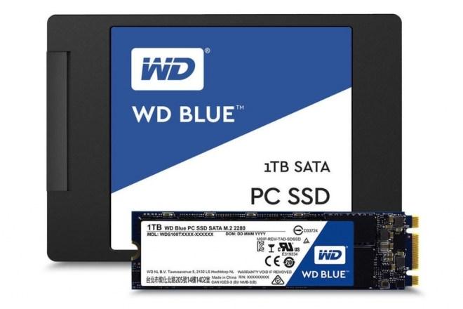 ويسترن ديجيتال SSD