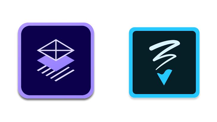 أدوبي تُطلق تطبيقاتها Photoshop Sketch و Comp CC على أندرويد