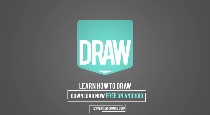 تطبيق Learn How to Draw لتعلّم الرسم على أندرويد