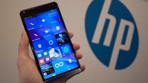 HP Elite X3 ويندوز 10 موبايل