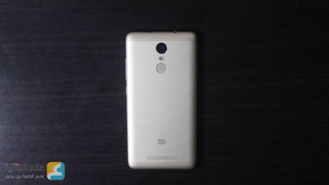 Xiaomi Redmi Note 3 Pro Back