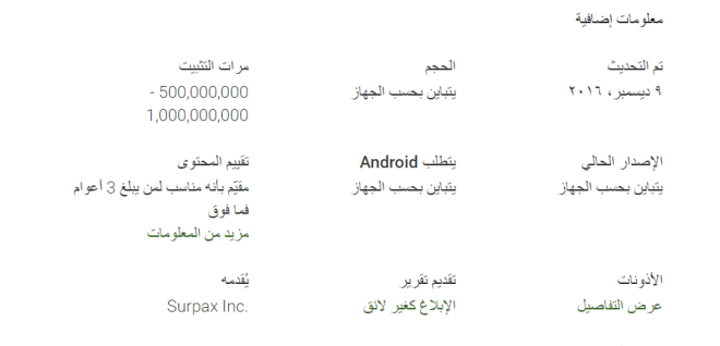 لن تصدق أن هذا التطبيق قد تجاوز بالفعل حاجز 500 مليون تحميل