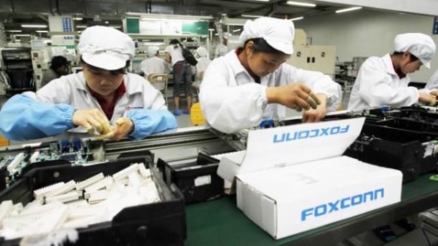 foxconn factory