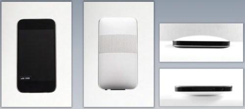 صور لبعض التصاميم الأوليّة لهاتف آيفون