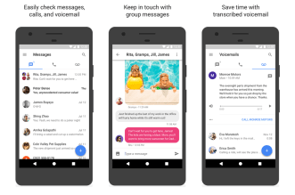تطبيقGoogle Voice يُضيف ميزة سجل الفاتورة