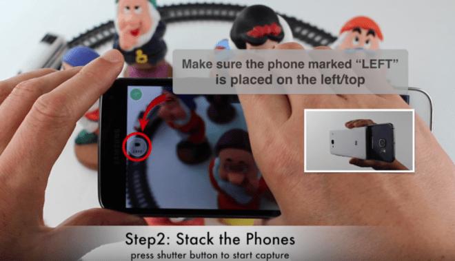 تطبيق Camarada VR Camera لتصوير فيديوهات 3D للواقع الإفتراضي