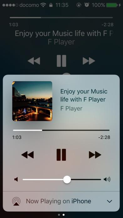 F Player