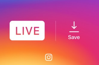instagram save livevideo