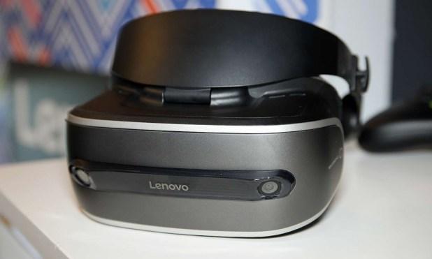 Lenovo VR headset 2017